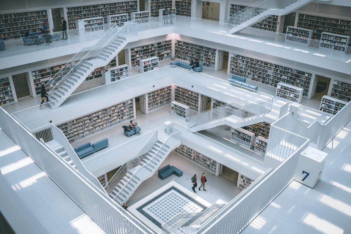 Central Municipal Library of Stuttgart