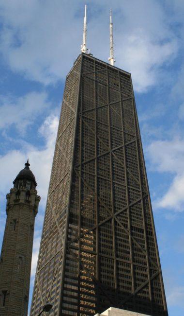 Hancock Building Chicago