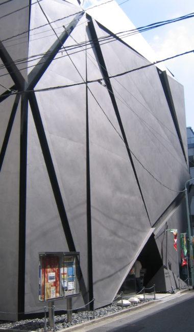 日建设计株式会社(Nikken Sekkei Ltd)设计的神保町剧场(Jimbocho Theater)
