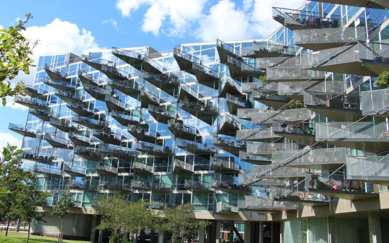 BIG 和 JDS 建筑事务所设计的 VM 大楼(VM Houses)