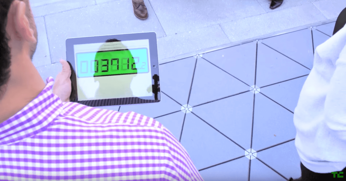 Sidewalks that turns your steps into energy