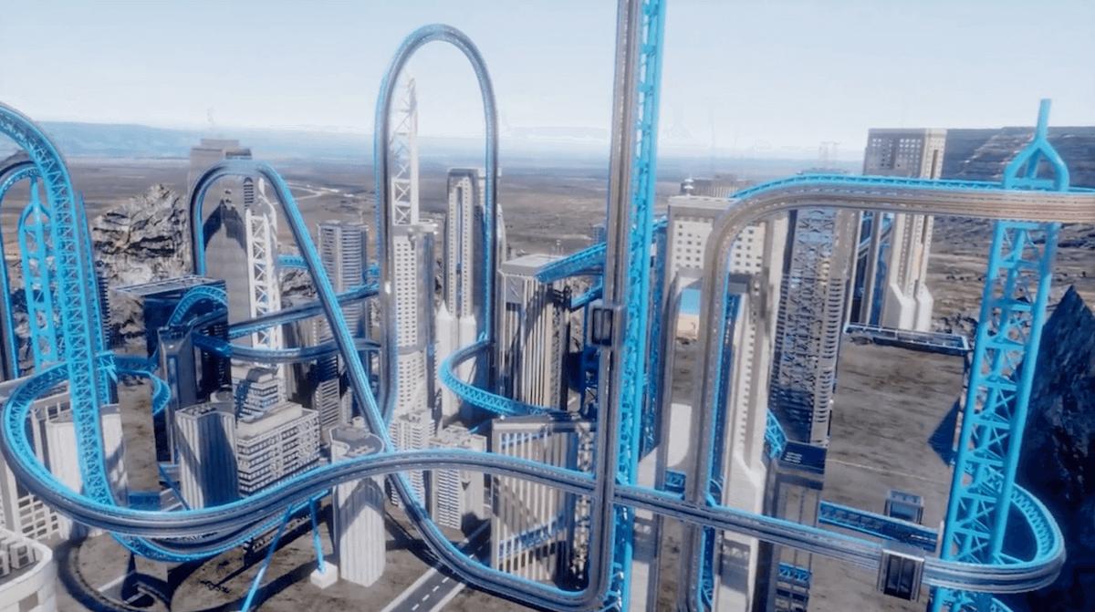 MULTI Rollercoaster