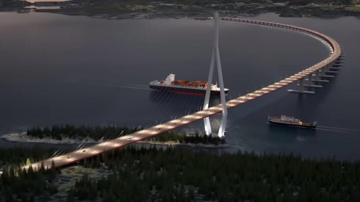 Norway's $47BN Coastal Highway