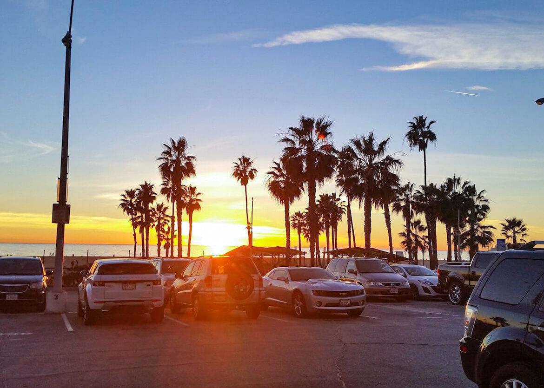Los Angeles Car Park