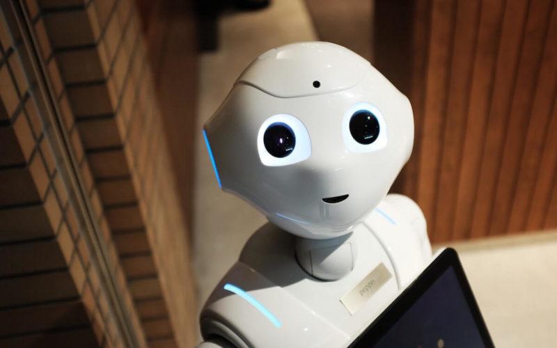 Robot Friendly Face