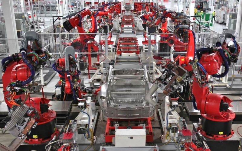 Robots Industry
