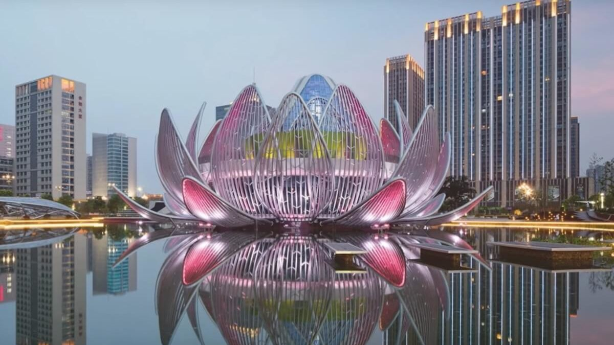 Lotus Building Wujin