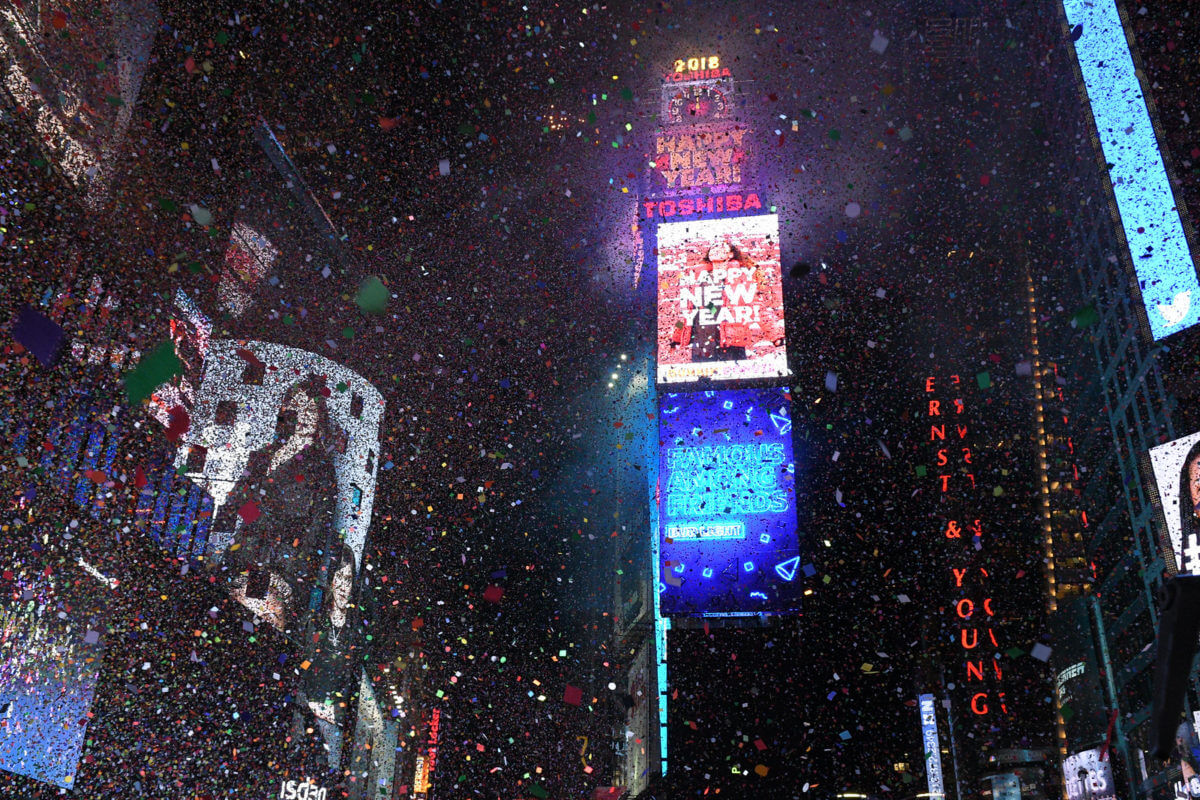 New York NYE