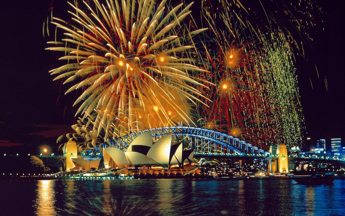 Sidney Fireworks