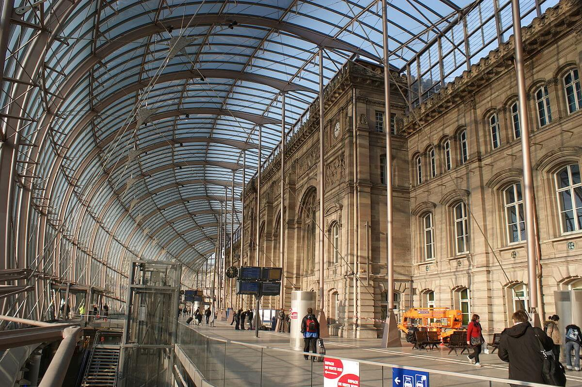 Strasbourg Train Station