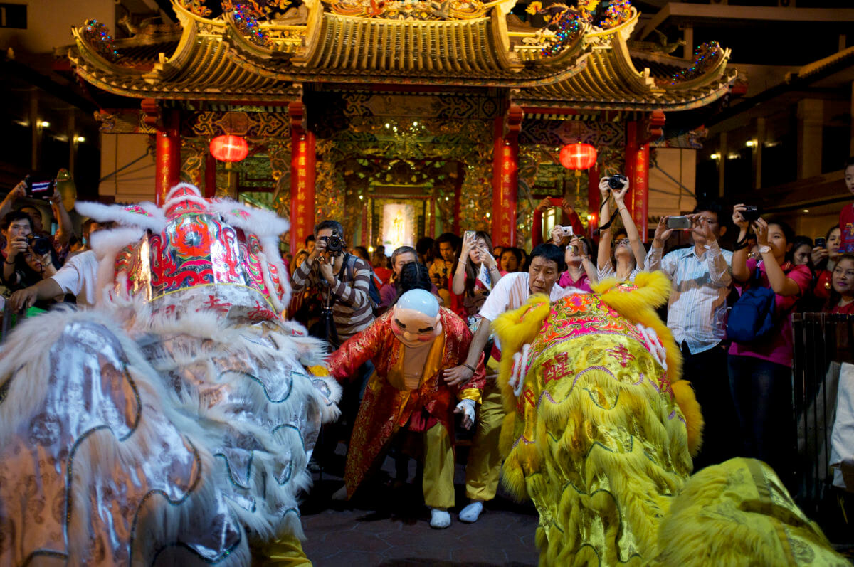 Bangkok Lunar New Year