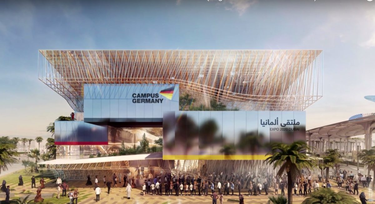 Expo 2020 Germany Pavillon
