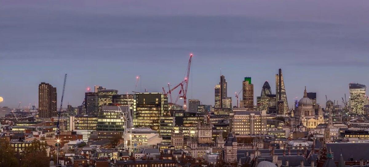 2026 London Skyline
