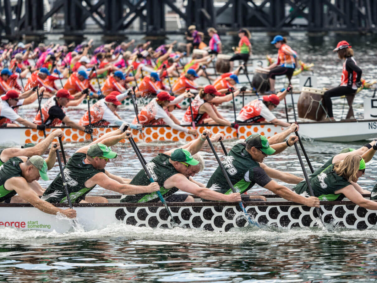 Sydney Dragon Boat Race