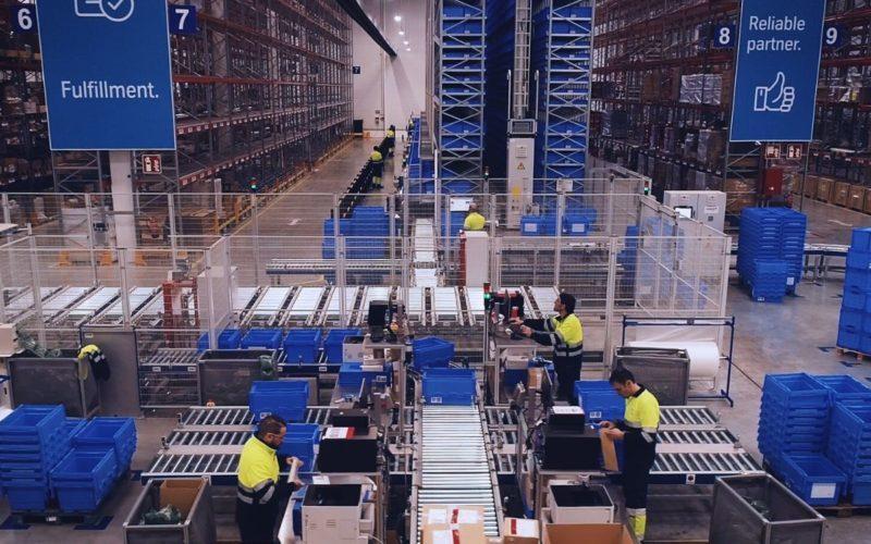 Madrid Warehouse