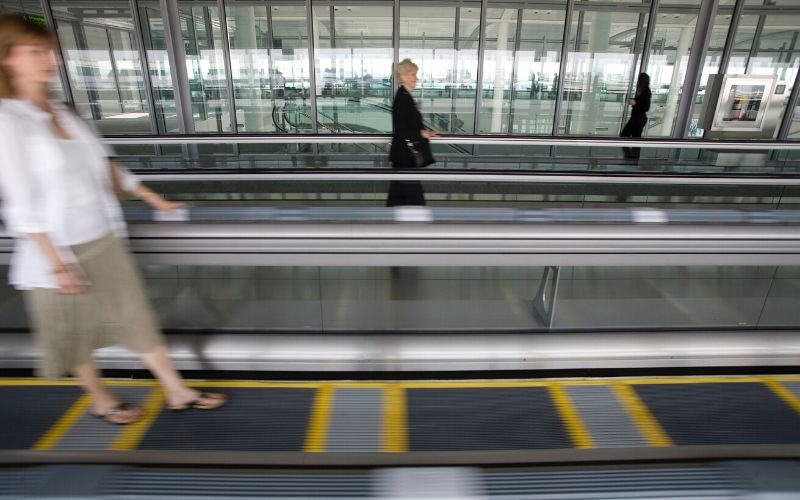 Moving Walkways