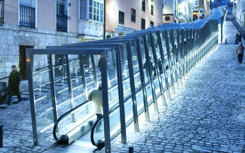 Vitoria Moving Walkway