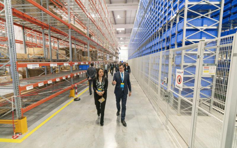 Warehouse Madrid