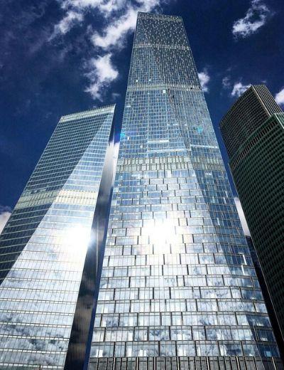 OKO Residential Tower