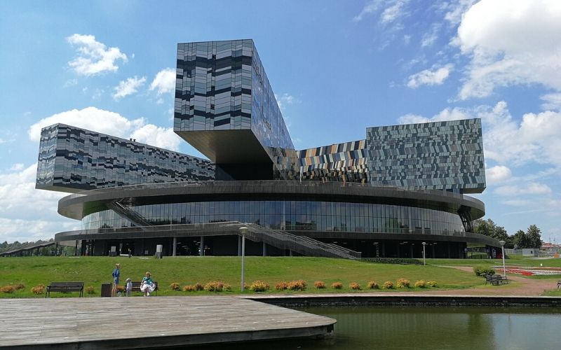 Skolkovo Innovation Center Moscow