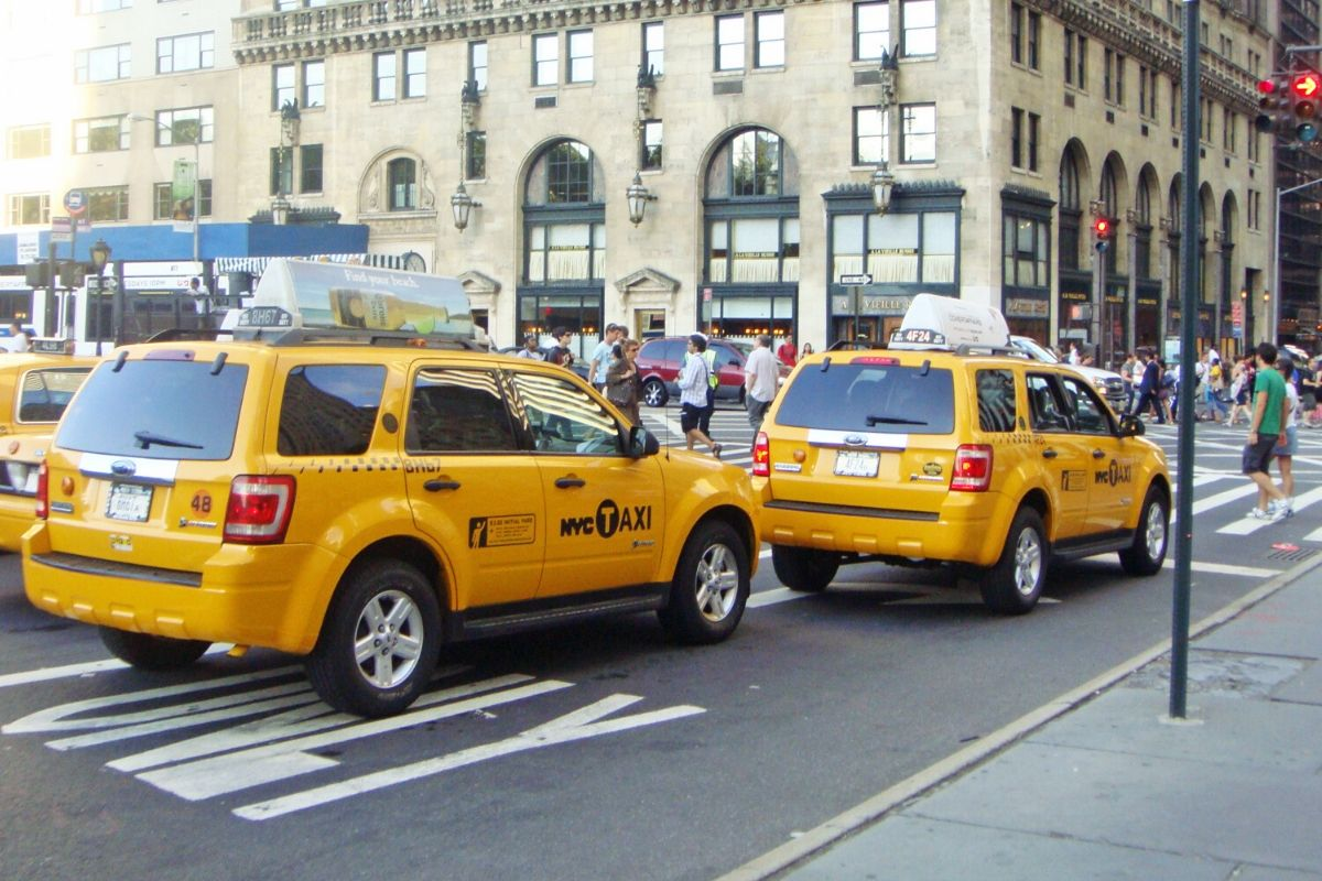 Hybrid Taxis NYC