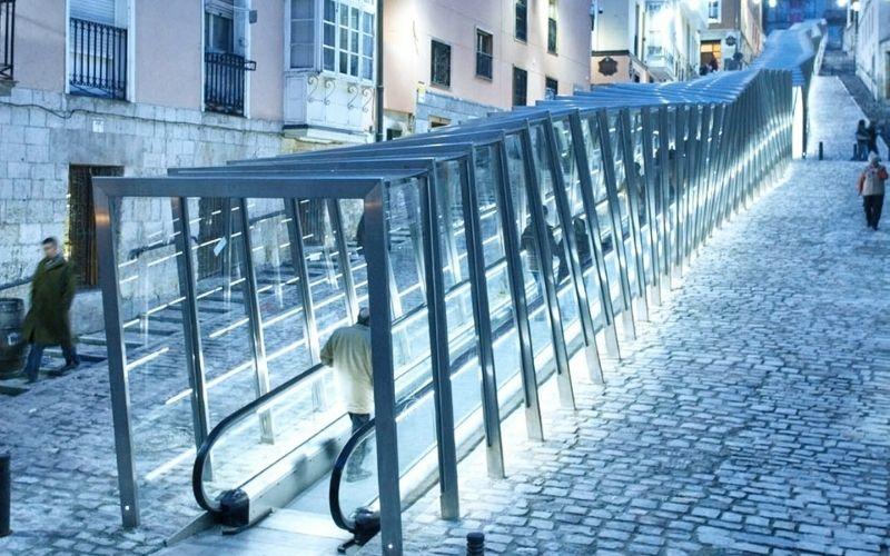 Moving Walkways Vitoria