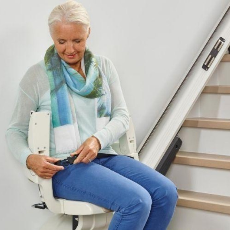 Stairlift Woman