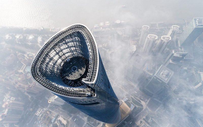 Shanghai Tower 3