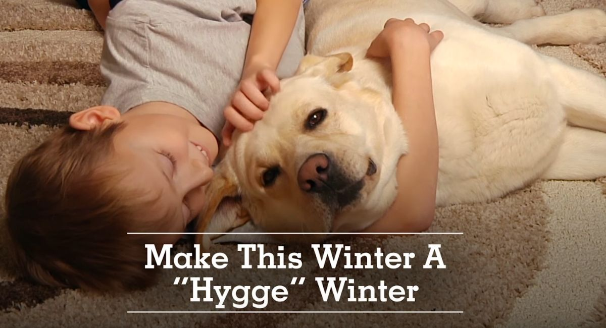 Winter Hygge Video