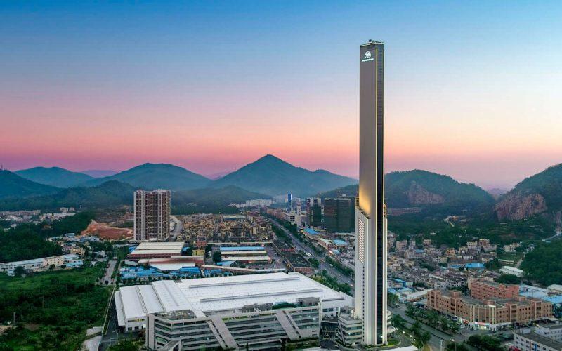 Zhongshan Test Tower 1