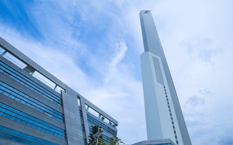Zhongshan Test Tower 2