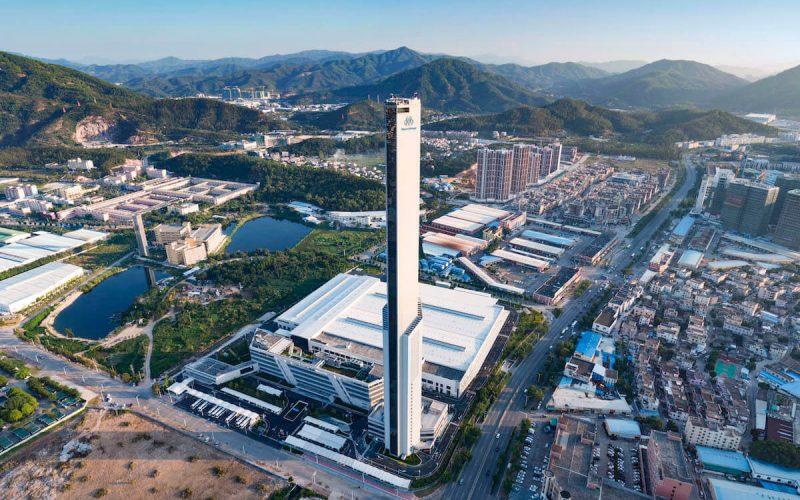 Zhongshan Test Tower 3