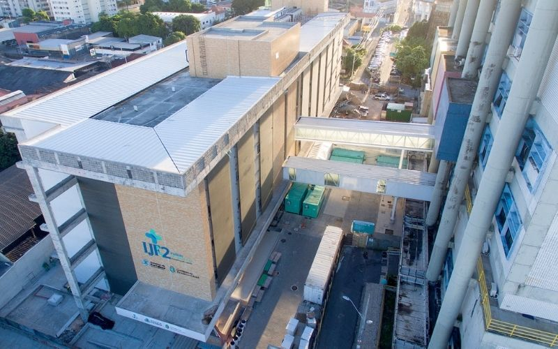 Brazil Fortaleza Hospital 1