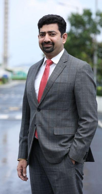 Manish TKE CEO India
