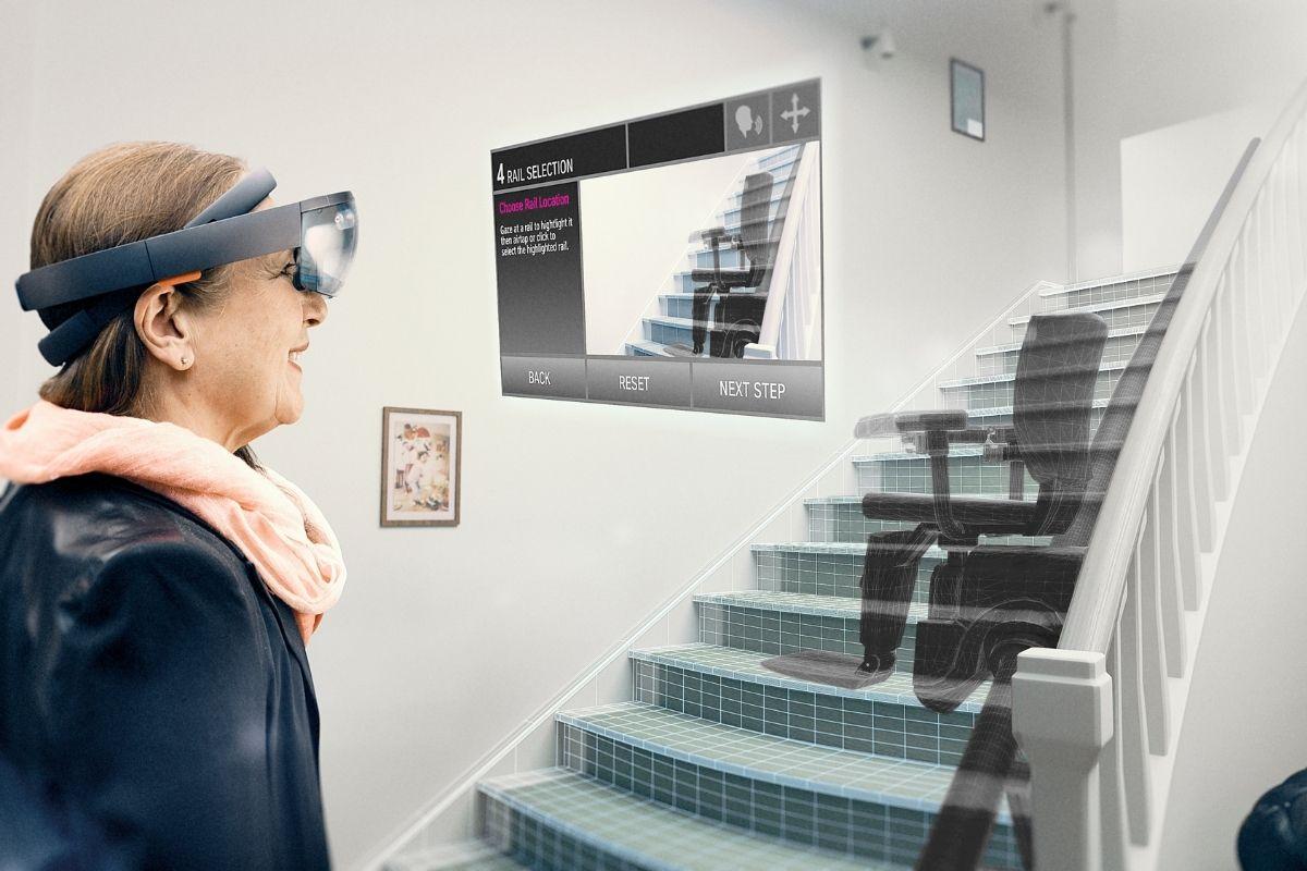 HoloLinc TKE Home Solutions