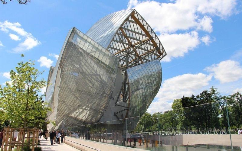 Louis Vuitton Foundation, France