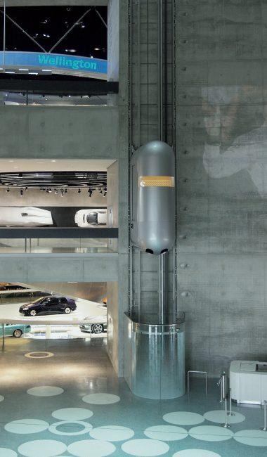 Mercedes Benz Museum 1