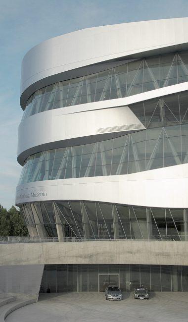 Mercedes Benz Museum 3