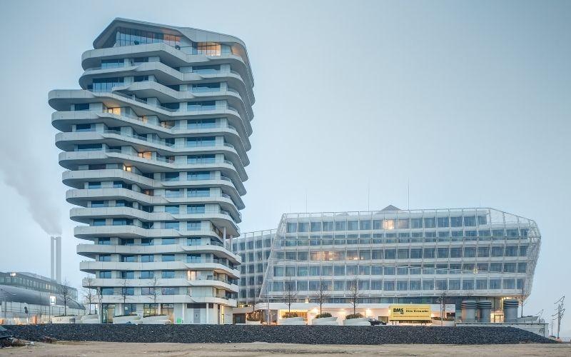 Unilever House, Hamburgo, Alemania