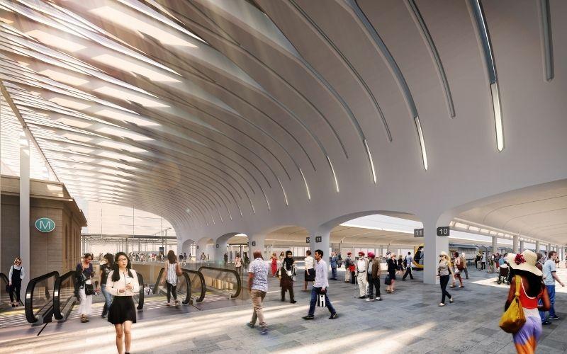 Sydney Metro Central Station