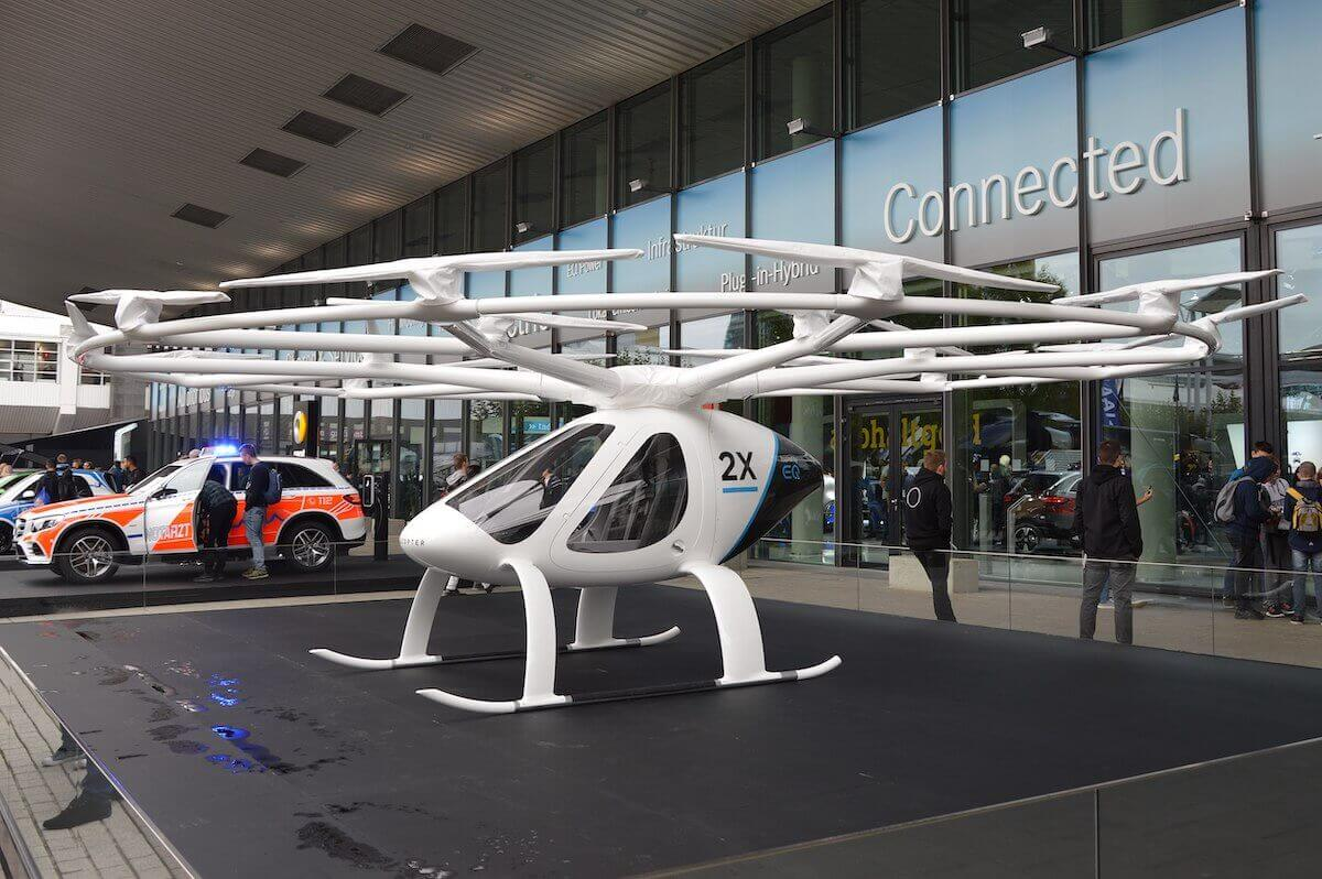 Volocopter Flying Car