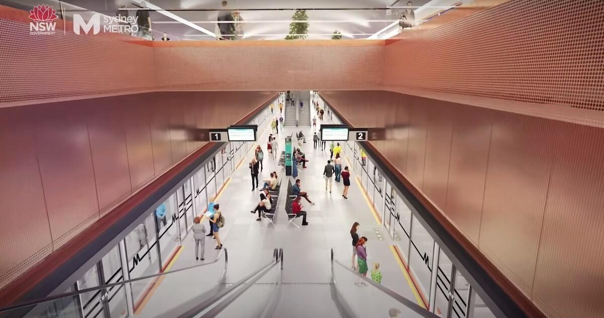 Sydney Metro Expansion
